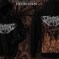 Brutal Death Metal Hooded Top