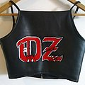 oz handpainted logo leather top  Other Collectable