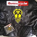 handpainted Queensryche Operation mindcrime Battle Jacket