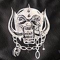 diy motörhead chain bag