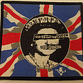 Sex Pistols - God Save The Queen embroidered cloth patch