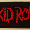 Skid Row - band logo embroiderted cloth strip patch