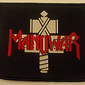 Manowar - Sign Of The Hammer embroidered cloth patch