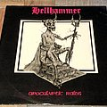 Hellhammer - Apocalyptic Raids MLP 1984 (Second Press)