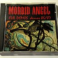 Morbid Angel - Evil Demos 86/87 (CD) Tape / Vinyl / CD / Recording etc