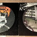 Voivod - Thrashing Rage & Too Scared To Scream Picture Discs Tape / Vinyl / CD / Recording etc