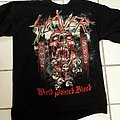 Slayer - World Painted Blood (Tour Shirt 2010)