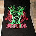 Slayer - Root Of All Evil (World Sacrifice Tour '88) TShirt or Longsleeve