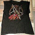 Slayer - Show No Mercy (Original Shirt 1983)