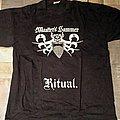 Master's Hammer - TShirt or Longsleeve - Master's Hammer - Ritual Shirt