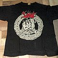 Sabbat - History Of A Tour To Come Shirt 1988
