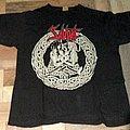 Sabbat (UK) - TShirt or Longsleeve - Sabbat - History Of A Tour To Come Shirt 1988