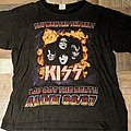 Kiss - Tourshirt 1996/1997