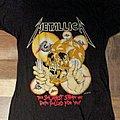 Metallica - The Shortest Straw Shirt