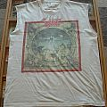 Sabbat, `Dreamweaver` 1989 original tour shirt.