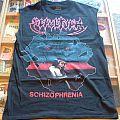 Sepultura, `Schitzophrenia` 2010? bootleg, sleeveless. TShirt or Longsleeve