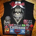 Horn - Battle Jacket - The Beginning of the perfect Chaos Battle Vest