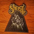 GHOST shape Patch