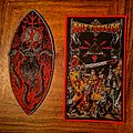 "Lucifyre & Bolt Thrower ""Warmaster"" Patch"