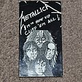 Metallica $19.98 Home Vid: Cliff 'Em All!