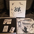 Personally signed Attic bundle