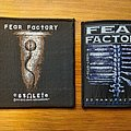 Fear Factory patches