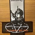 """Bathory  """"In Conspiracy With Satan"""" patch"""