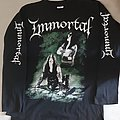 Immortal - TShirt or Longsleeve - Immortal - At the heart of Winter