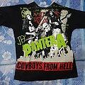 Pantera - TShirt or Longsleeve - Pantera - Cowboys from Hell