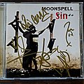 Moonspell - Tape / Vinyl / CD / Recording etc - The original SIN