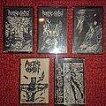 Rotting Christ Demos Tape / Vinyl / CD / Recording etc