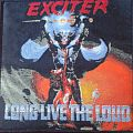Patch - EXCITER - Long Live The Loud Patch