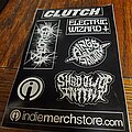 Aborted - Other Collectable - Sticker Sheet
