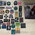 Metallica - Patch - Patchs pin & pendant rock metal stoner doom bands