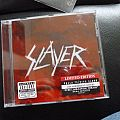 Slayer World Painted Blood Tape / Vinyl / CD / Recording etc