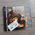 Legion Of The Damned - Tape / Vinyl / CD / Recording etc - Legion of the Damned Sons of the Jackal CD+bonus dvd