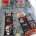 Accept - Battle Jacket - Progress of my 4th jacket