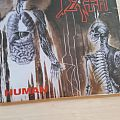 Death - Tape / Vinyl / CD / Recording etc - Death Human Vinyl