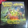 Municipal Waste - Tape / Vinyl / CD / Recording etc - Municipal Waste Toxic Holocaust Toxic Waste Vinyl