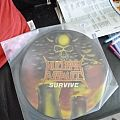 Nuclear Assault - Tape / Vinyl / CD / Recording etc - Nuclear Assault Survive Picture disc