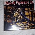 Iron Maiden - Tape / Vinyl / CD / Recording etc - Iron Maiden Piece of Mind Vinyl