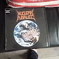 Nuclear Assault - Tape / Vinyl / CD / Recording etc - Nuclear Assault Handle With Care Blue Vinyl