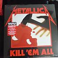 Metallica - Tape / Vinyl / CD / Recording etc - Metallica Kill em All Vinyl