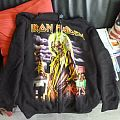 Iron Maiden - Hooded Top - Iron Maiden Killers Hoodie