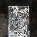 Discarnate - Tape / Vinyl / CD / Recording etc - Discarnate - demo