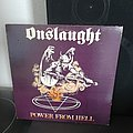 Onslaught - Tape / Vinyl / CD / Recording etc - Onslaught - power from hell