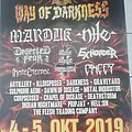 Marduk - Other Collectable - Way of darkness - Poster 2019