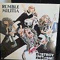 Rumble Militia - Tape / Vinyl / CD / Recording etc - Rumble militia - destroy