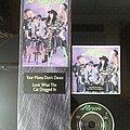 Poison - your mama don't - longbox 3inch mini CD single