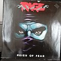 Rage - reign of fear Tape / Vinyl / CD / Recording etc